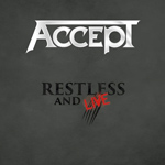 ACCEPT Restless and Wild Lve CD Cover (c)PR
