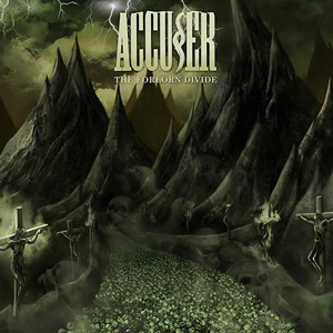 ACCUSER Forlorn Cd Cover (c)PR