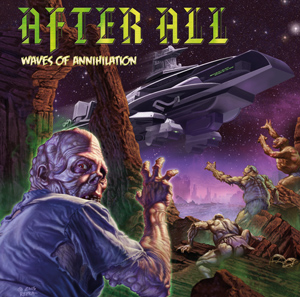 After All waves of annihilation Cd Cover (c)PR