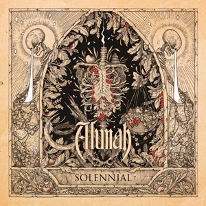 ALUNAH Solennial CD cover (c)PR