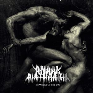 ANAAL NATHRAKH The Whole of the Law CD cOver (c)PR