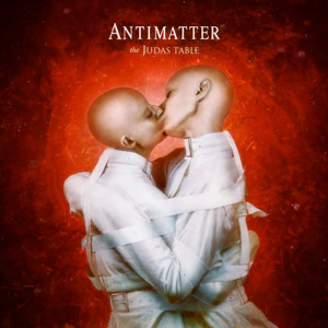 ANTIMATTER The Judas Table CD Cover (c)PR