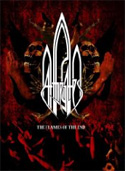 ATTHE GATES The Flames Of The End DVD Cover (c)PR