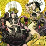 BARONESS Yellow & Green Cd Cover (c)PR