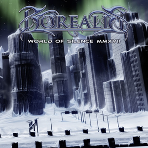 Borealis World Od Silence CD Cover