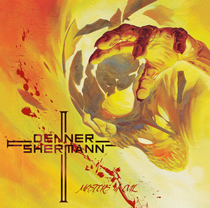 DENNER SHERMAN Master Of Evil CD Cover (c)PR