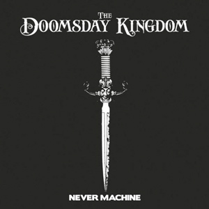 DOOMSDAY KINGDOM CD COver (c)PR