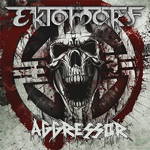 EKTOMORF Aggressor Cd Cover (c)PR