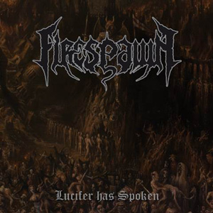 FIRESPAWN Lucifer has spoken CD Cover (c)PR