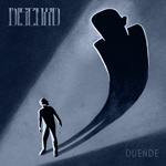THE GREAT DISCORD Duende CD Cover (c)PR