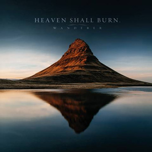 HEAVEN SHALL BURN Wanderer CD Cover (c)PR