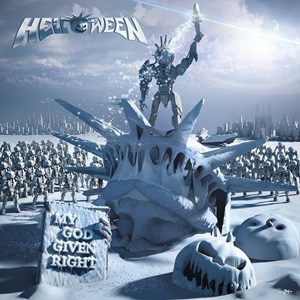 HELLOWEEN My God Given Right CD Cover (c)PR
