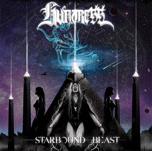 HUNTRESS Starbound Beast CD Cover (c)PR