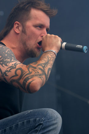 Illdisposed live beim Summer Breeze Open Air 2007