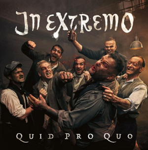 In Extremo Quid pro Qo CD Cover (c)PR