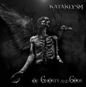 KATAKLYSM Of Ghosts CD Cover (c)PR