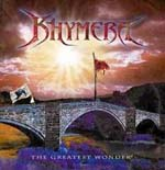 CD-Cover KHYMERA The greaterst wonder