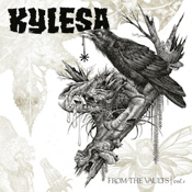 KYLESSA From the vaults CD Cover (c)PR