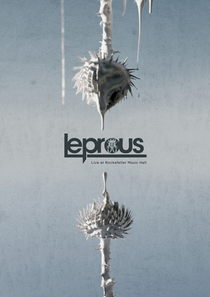 LEPROUS DVD Cover Live (c)PR