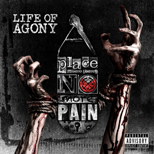 LIFE OF AGONY CD Cover (c)PR