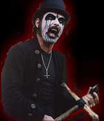 KING DIAMOND Livefoto (c)vampster