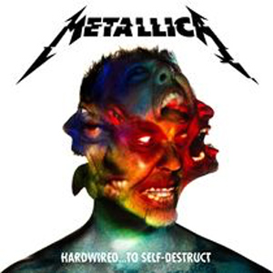 METALLICA Hardwired CD Cover (c)PR