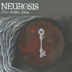 Neurosis CD Cover Fire within Fires