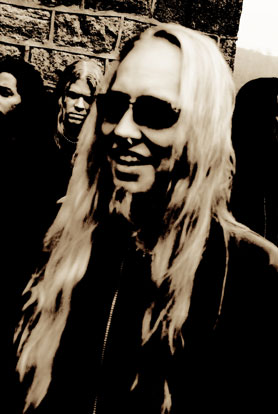 Foto von Warrel Dane