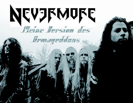 Nevermore Interview 2005