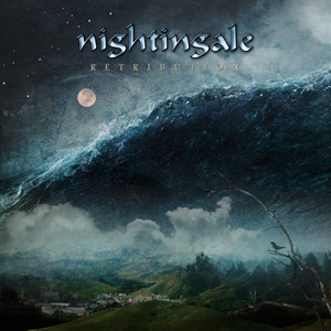 NIGHINGALE Retribution CD Cover (c)PR