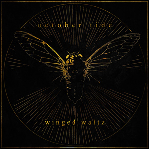 OCTOBER TIDE Winged Waltz Cd Cover (c)PR