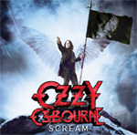 OZZY OSBOURNE Cd Cover Scream (c)PR