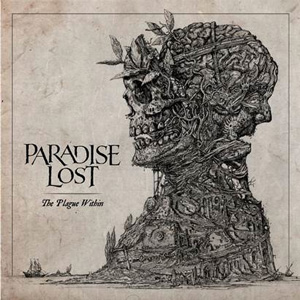 PARADISE LOST the Plague Within Cd Cover (c)PR