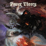 POWER THEORY Axe To Grind Cd Cover (c)PR