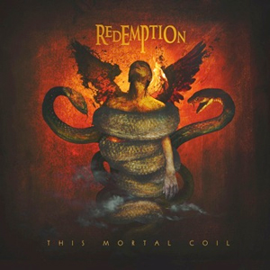 REDEMPTION This Mortal Coil CD Cover (c)PR