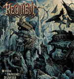 REQUIEM Within Darkened Disorder CD Cover (c)PR