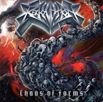 REVOCATION Chaos Of Forms CD Cover (c)PR