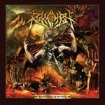 REVOCATION Existence Is Futile CD Cover (c)Relapse Records