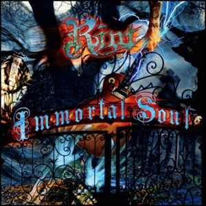 RIOT IMMORTAL SOUL CD Cover (c)PR