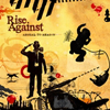 RISE AGAINST Appeal To Reason CD-Cover (c)Oktoberpromotion