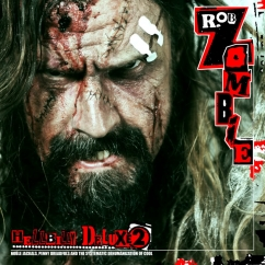 ROB ZOMBI Hellbilly deluxe 2 CD Cover (c)PR