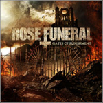 ROSE FUNERAL Gates of Punishment CD Cover (c)PR