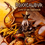 ROPXXCALIBUR Lords Of The NWoBHM CD Cover (c)PR