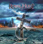 CD Cover ROYAL HUNT Collision Course