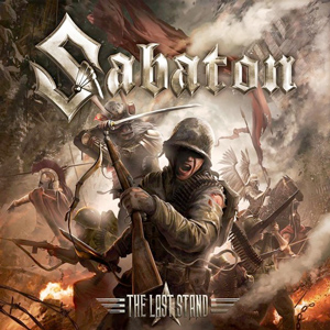 SABATON The last Stand CD Cover (c)PR