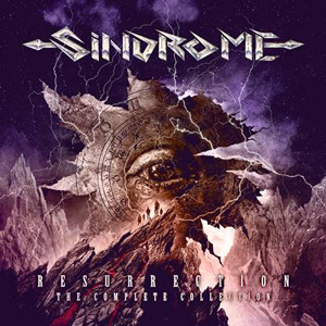 SINDROME Collection CD Cover (c)PR