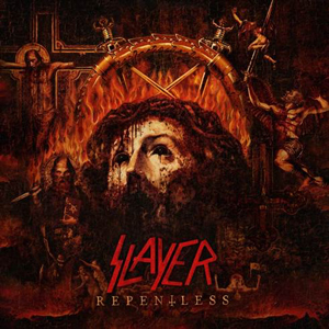 SLAYER Repentless CD Cover (c)PR