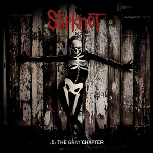 SLIPKNOT % The Grey Chapter CD Cover (c)PR