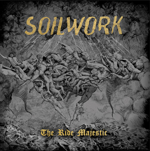 SOILWORK The Ride Majestic CD Cover (c)PR
