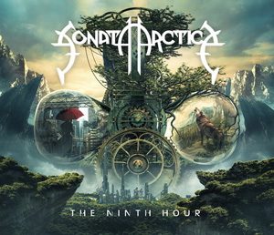 SONATA ARCTICA CD Cover (c)PR